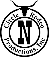 Circle N Rodeo Productions logo