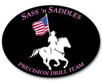 Sass n Saddles Precision Drill Team